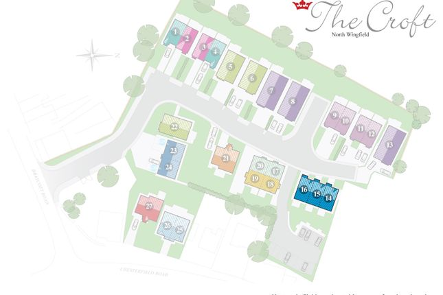 Plot 16 - Site Plan