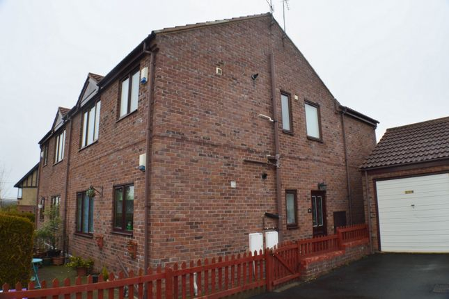 Thumbnail Flat to rent in Benfieldside Road, Consett