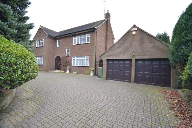 Thumbnail Detached house for sale in Cromptons Lane, Calderstones, Liverpool