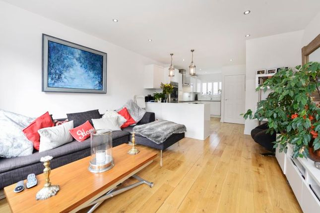 Thumbnail Terraced house for sale in Abbeyfields Close, London