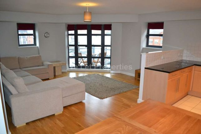 Thumbnail Flat to rent in Jutland Street, Manchester