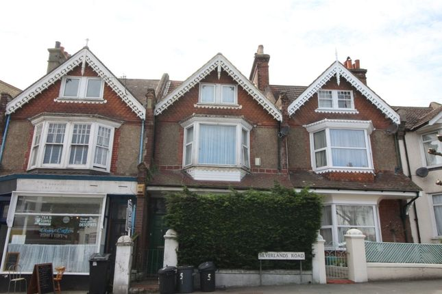 Thumbnail Terraced house for sale in Silverlands Road, St. Leonards-On-Sea