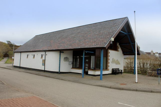 Thumbnail Retail premises for sale in Vacant Office / Retail Space, Lochinver, Sutherland