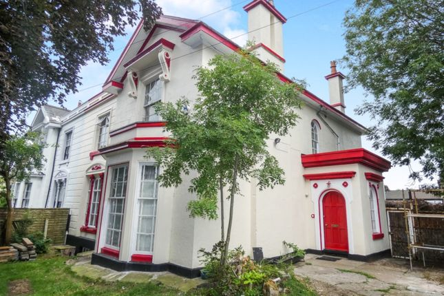 Thumbnail Detached house for sale in Clifton Road, Tranmere, Birkenhead