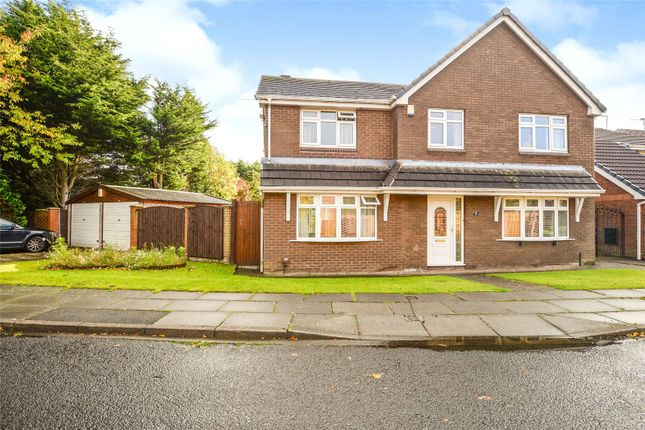 Thumbnail Detached house for sale in Wood Lea, Liverpool