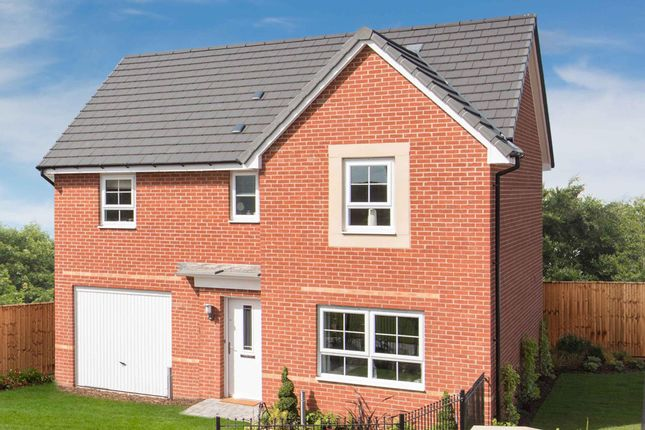 """Thumbnail Detached house for sale in """"Ripon"""" at Mount Street, Barrowby Road, Grantham"""