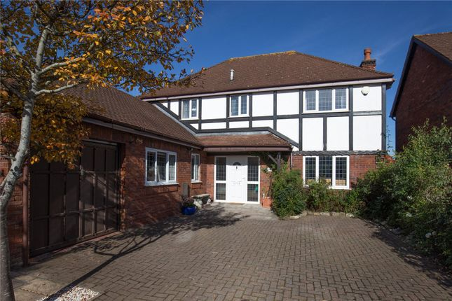 Thumbnail Detached house for sale in Holmwood Gardens, Westbury-On-Trym, Bristol