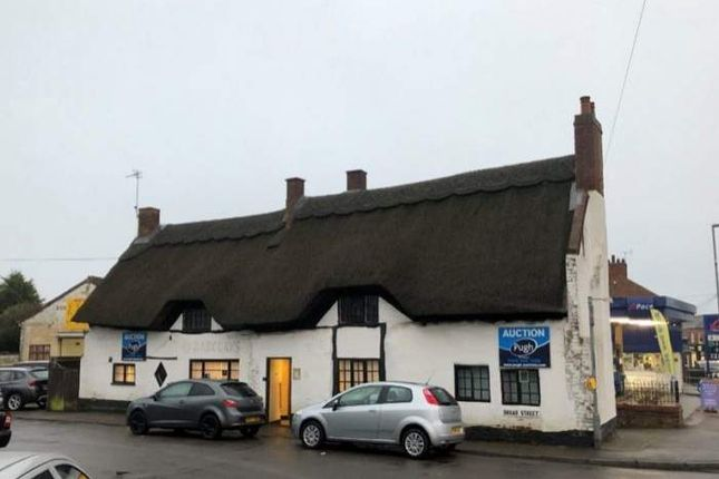 Thumbnail Retail premises for sale in 4 Broad Street, 4 Broad Street, Enderby