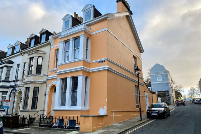 Thumbnail End terrace house for sale in Sussex Place, Plymouth