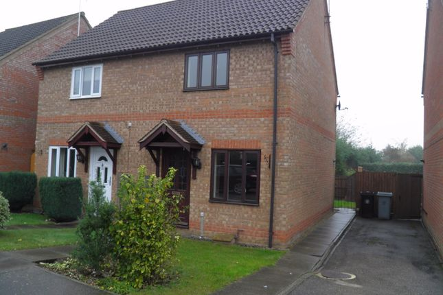 2 bed semi-detached house to rent in The Causeway, Thurlby, Bourne PE10