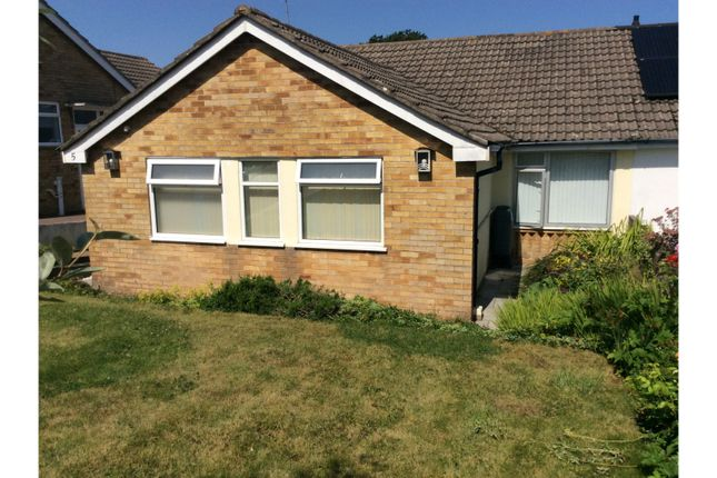 Thumbnail Semi-detached bungalow for sale in Holly Ridge, Bristol