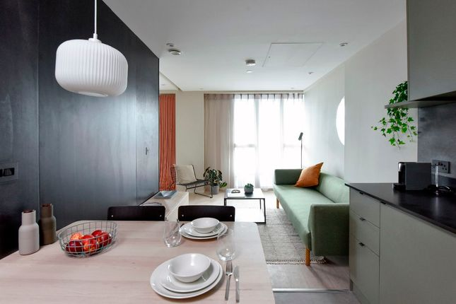 Thumbnail Flat for sale in City Gardens, Castlefield, Manchester City Centre