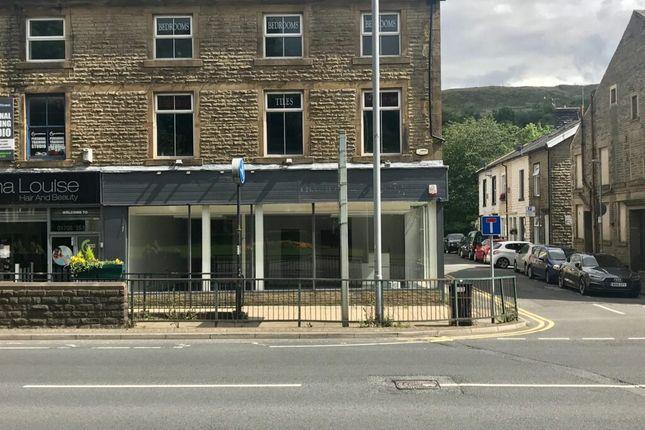 Thumbnail Retail premises to let in Bury Road, Rawtenstall, Rossendale