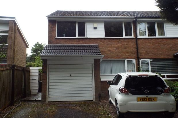 Thumbnail Property to rent in Eve Lane, Dudley