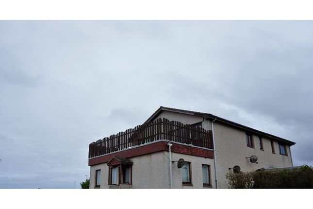 Thumbnail Flat for sale in Fraser Road, Burghead