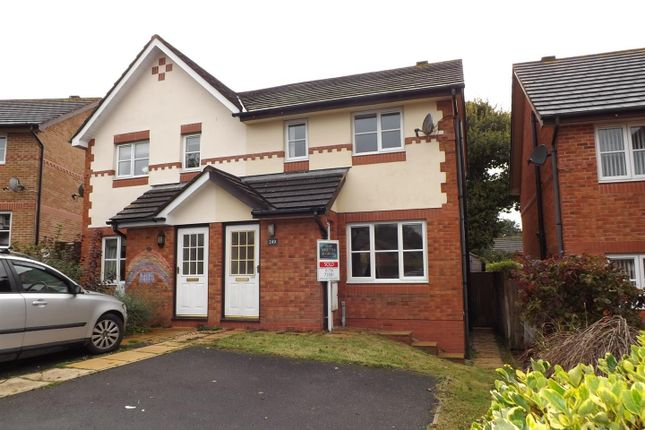 Thumbnail Property to rent in Manor View, Par