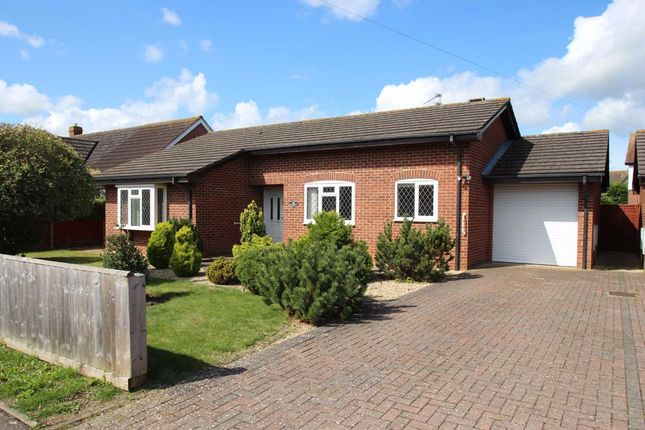 Thumbnail Detached bungalow for sale in Church Lane, North Bradley, Wiltshire