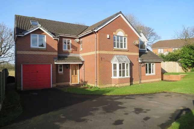 Thumbnail Detached house to rent in Reeveswood, Eccleston, Chorley