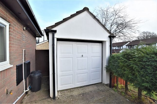 Detached Garage of 29 Norwood, Thornhill, Cardiff. CF14