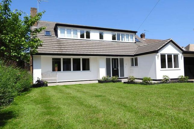 Thumbnail Detached house for sale in Beech Close, Effingham, Leatherhead