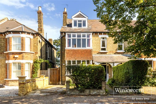 Thumbnail Semi-detached house for sale in Barnmead Road, Beckenham