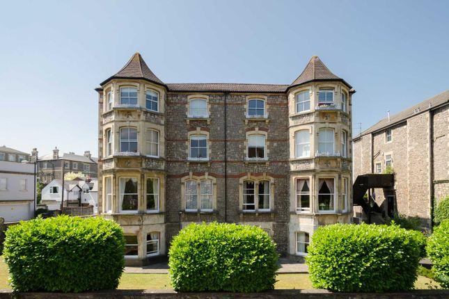 Thumbnail Flat for sale in Julian Mansions, Julian Road, Sneyd Park, Bristol