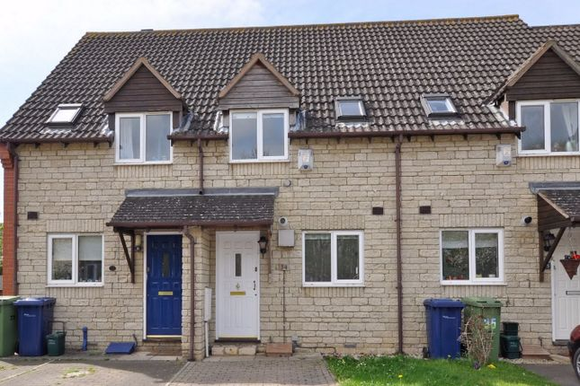 Thumbnail Terraced house to rent in Bishops Cleeve, Cheltenham, Gloucestershire