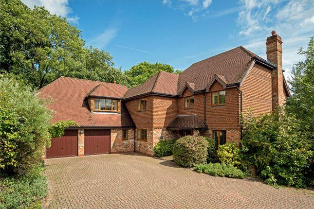 5 bed detached house for sale in Steeres Hill, Rusper, Horsham, West Sussex