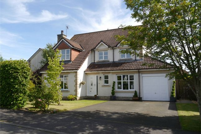 Thumbnail Detached house for sale in 3 Mayfield Gardens, Milnathort, Kinross-Shire
