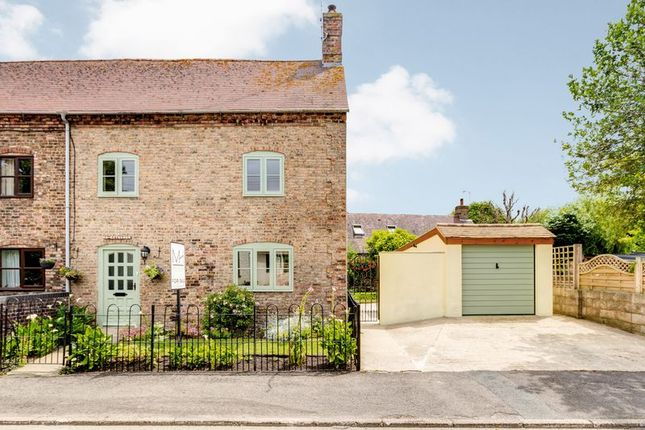Thumbnail Semi-detached house for sale in The Street, Frampton On Severn, Gloucester