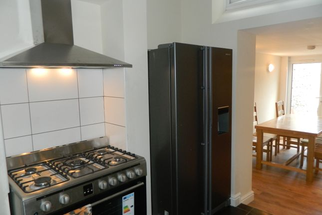 Thumbnail Terraced house to rent in Rhymney Terrace, Cardiff