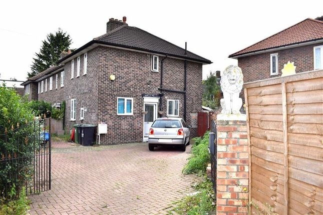 Thumbnail End terrace house for sale in Brookehowse Road, London