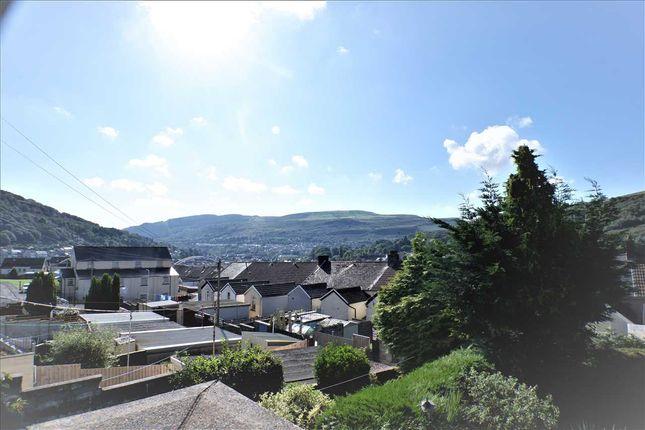 Views From Rear of Penmain Street, Porth CF39