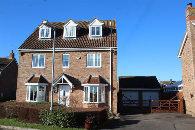 5 bed detached house for sale in Pershore Way, Eye, Peterborough