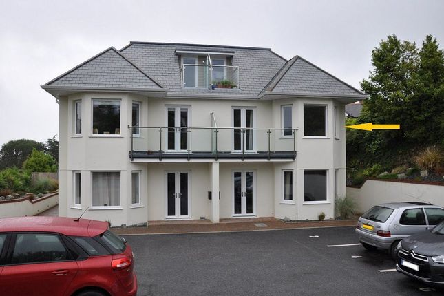 Thumbnail Flat to rent in The Hayes, Bodmin Road, Truro