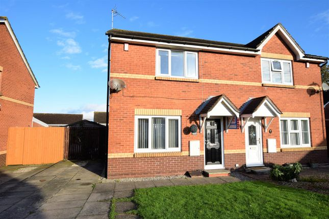Thumbnail 3 bed semi-detached house for sale in Whitmore Park Drive, Barry