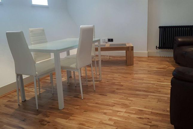 Thumbnail Flat to rent in Belvedere Road, Liverpool