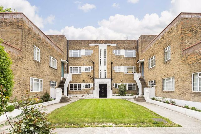 Flat for sale in West Lodge Court, Uxbridge Road, London