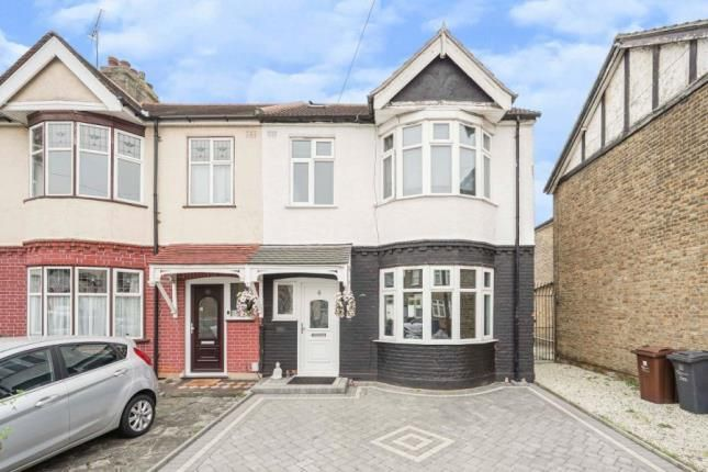 Thumbnail Semi-detached house for sale in Willow Road, Chadwell Heath, Romford