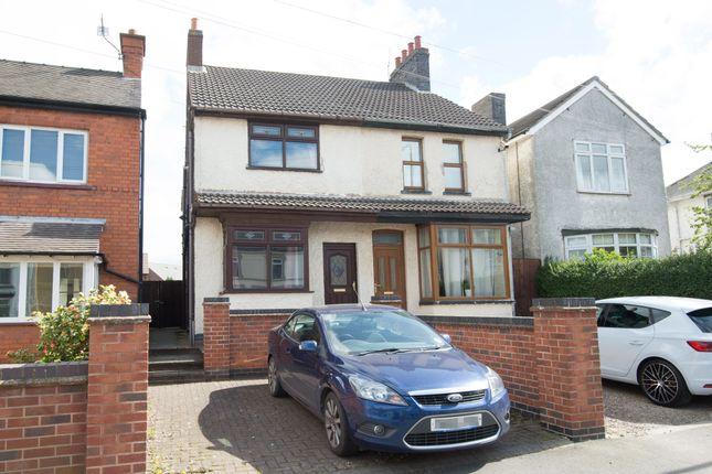 Thumbnail Semi-detached house for sale in Whitehill Road, Ellistown, Coalville