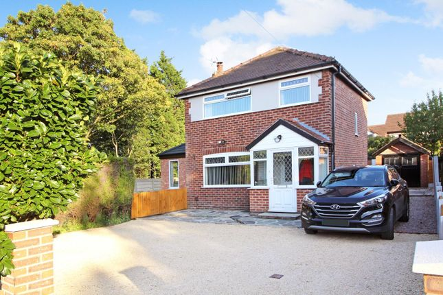 Thumbnail Detached house for sale in Kenilworth Road, Cheadle Heath
