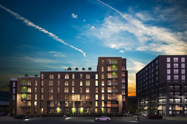 Thumbnail Flat for sale in 26 Liverpool Street, Salford