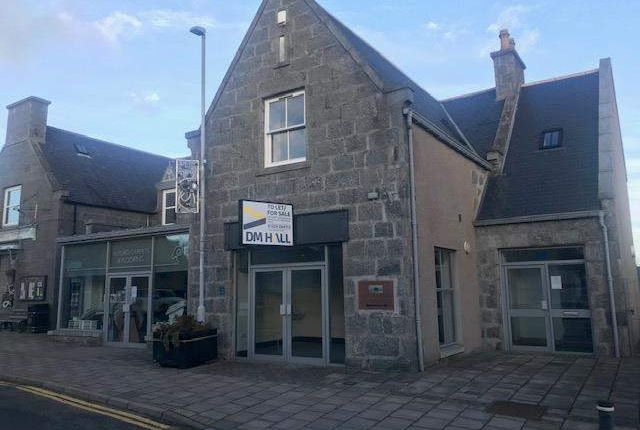 Retail premises for sale in Haughton Square, Main Street, Alford