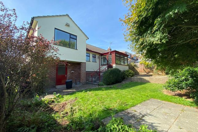 Thumbnail Detached bungalow for sale in Andrews Walk, Heswall, Wirral