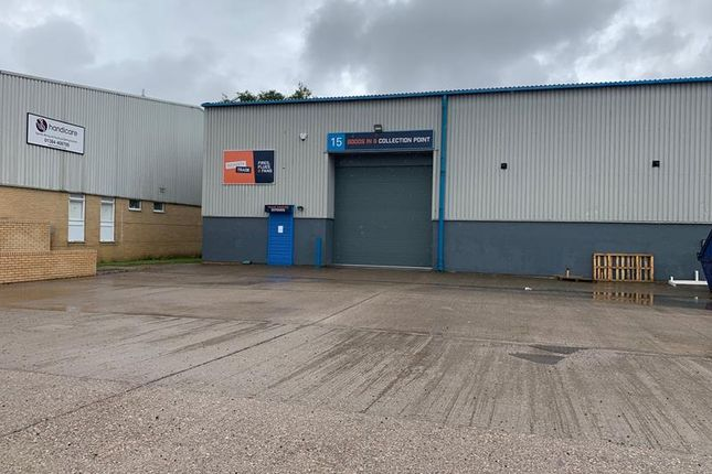 Thumbnail Light industrial to let in Kingsway Interchange, Eleventh Avenue, Team Valley Trading Estate, Gateshead, Tyne And Wear