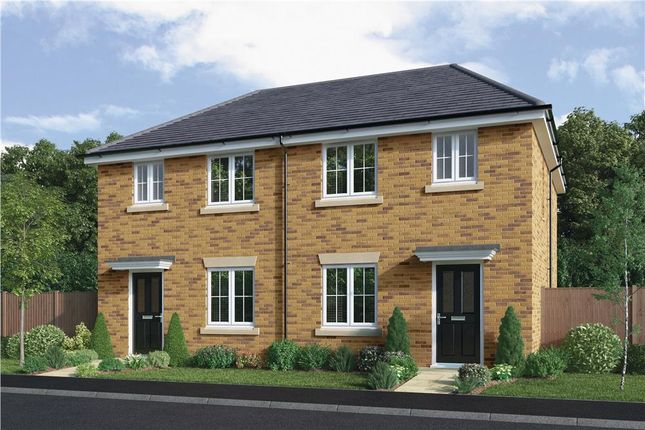 """3 bed semi-detached house for sale in """"The Dayton"""" at Stannington Road, North Shields NE29"""