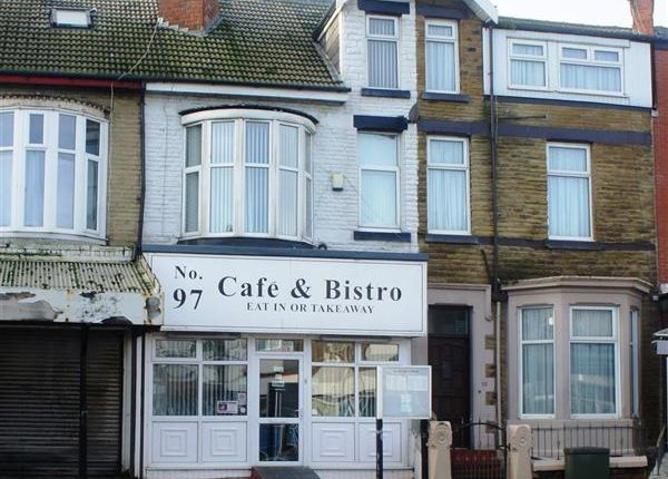 Thumbnail Flat for sale in Lytham Road, Blackpool