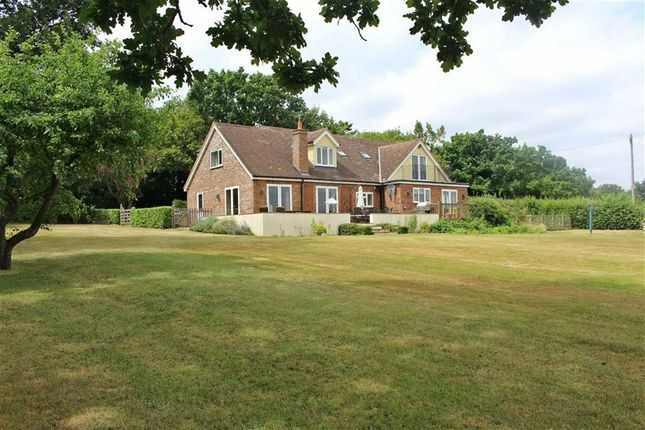 Thumbnail Detached house for sale in Luffenhall, Near Walkern, Luffenhall Stevenage, Hertfordshire