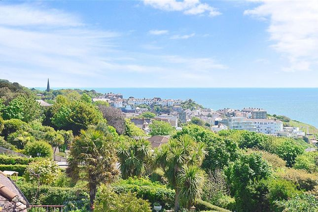 Thumbnail Detached house for sale in Gills Cliff Road, Ventnor, Isle Of Wight