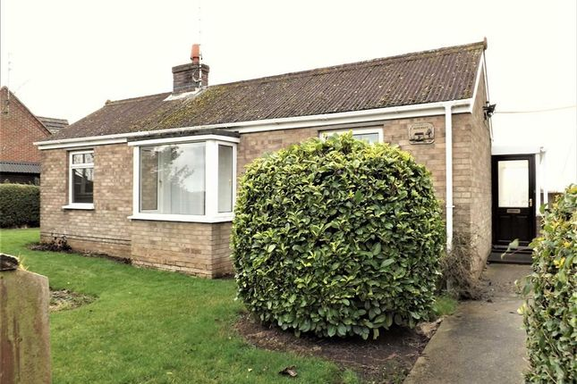 Thumbnail Detached bungalow to rent in Haycroft Lane, Holbeach, Spalding